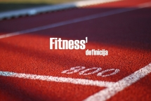 Fitness: Mans viedoklis