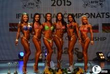 IFBB Latvijas čempionāta laureāti / Gada pasākums fitnesā iedvesmo vasarai