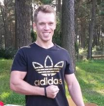 Oskars Štāls - īstais FitnesaMentora stāsts